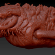 sirenjaw 03.png Download free STL file sirenjaw fanart articulated • 3D printing object, matiomega98