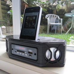 Download free 3D print files Portable Bluetooth Stereo Speaker, project3dprint