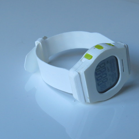 IMG_1073.jpg Download free STL file Heart Rate Watch • 3D printable model, project3dprint