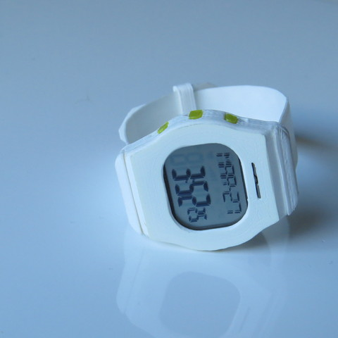 IMG_1075.jpg Download free STL file Heart Rate Watch • 3D printable model, project3dprint