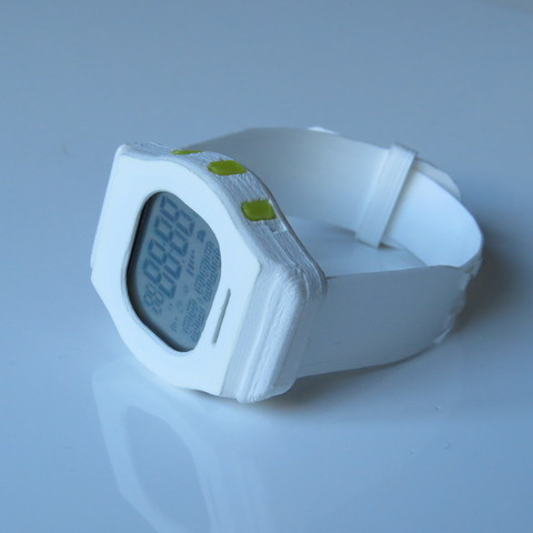 IMG_1076.jpg Download free STL file Heart Rate Watch • 3D printable model, project3dprint