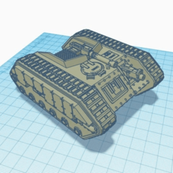 Salamander.png Download free STL file Type 19 Salamander Mod.1 • Object to 3D print, Rabe_KhUA