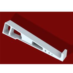 base notebook.png Download STL file Soportes para notebooks y netbooks. • 3D printing design, ddm_aem