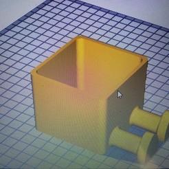 IMG_20200917_180555.jpg Download STL file mini square pot piecitos • 3D print design, ddm_aem