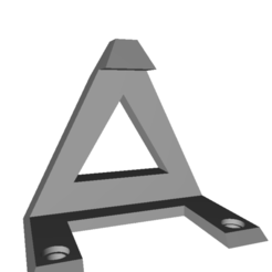 Download 3D printing designs Ps4 Slim Wall Mount, AnxietyLabs