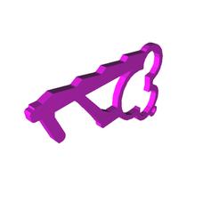 Télécharger fichier STL Covid Key, Mickey Mouse No Touch Safe touch • Design à imprimer en 3D, AnxietyLabs