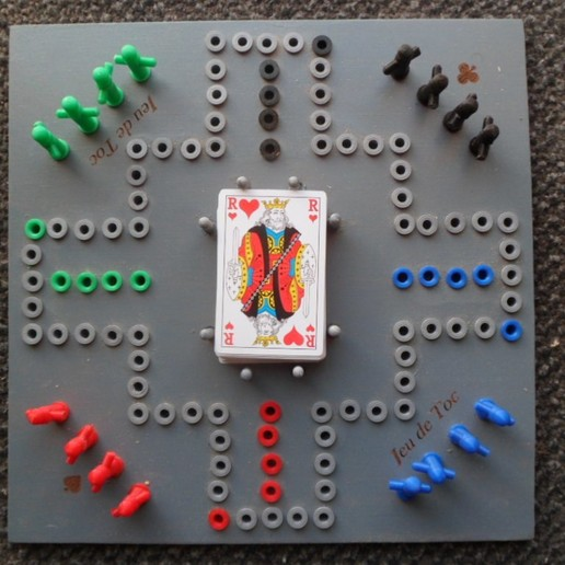 SAM_5881.JPG Download STL file Knock game • Model to 3D print, gilberthalouze
