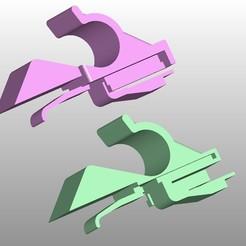 charniere  fiat.jpg Download free STL file car repair • 3D print design, BCDENIS