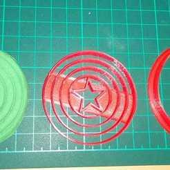 108259928_724927758080273_7443897268205067481_o.jpg Download STL file Captain America type shear • 3D printer template, JOA3D