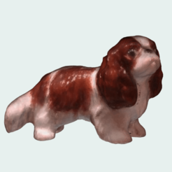 perro.png Télécharger fichier STL doggy • Plan imprimable en 3D, javi1610