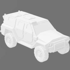 MRAV 4X4 1.PNG Télécharger fichier STL MRAP/MRAV • Design pour imprimante 3D, Ronnie3D