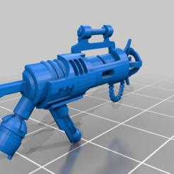 074fadfbc44c45cd73306cd591f77024.png Download free STL file Space Zombies Lightning Gun • 3D printing design, Overpimp_Shabakalaka