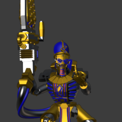 LancerFliptheBirdFront.PNG Download free OBJ file Star Pharaoh Athanatos Lancer Victory Bird • 3D printing model, Overpimp_Shabakalaka