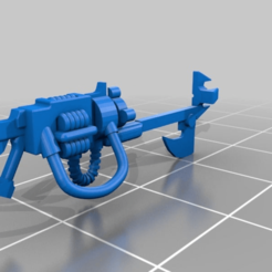 Download free 3D printing files Space Zombies Particle Peeler, Overpimp_Shabakalaka