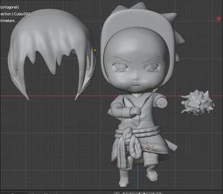 ENSAM.jpg Télécharger fichier STL sasuke • Objet pour impression 3D, rodulfoipn
