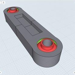 Download free 3D printing files tt02 steering parts tamiya, hwasup91