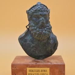 Download 3D printer designs Heracles - Hercules, FGArte