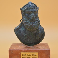 Descargar archivos 3D Heracles - Hercules, FGArte