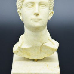 Descargar archivo 3D Dama Romana, FGArte