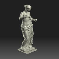 WhatsApp Image 2020-09-18 at 17.35.50 (1).jpeg Download STL file Venus of Arles • Design to 3D print, FGArte