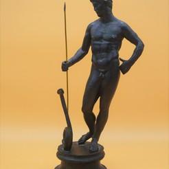 Download 3D printing files Aesculapius of Pollentia, FGArte