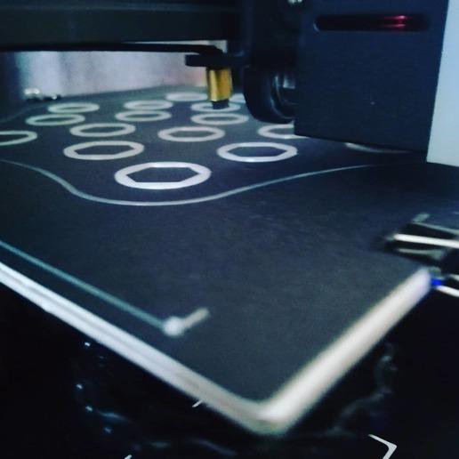 IMG_20200507_202659_529.jpg Download free STL file Plug for nut/bolt 17(M10) round head • 3D printer template, pariselectropolis