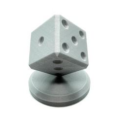 presse-papier-de-6-faces-deco-01.jpg Download STL file 6-sided thimble paperweight deco • 3D printing template, COBRA3D