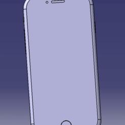 2020-06-12_11h31_36.png Télécharger fichier STL Iphone 7 • Plan imprimable en 3D, Tintong