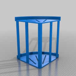 07a52f98e8e271accd198799389dbaa4.png Download STL file Shower shelf • Template to 3D print, German3D