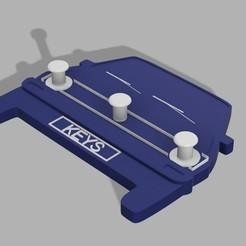 Anmerkung 2020-05-10 092438.jpg Télécharger fichier STL Voiture porte-clés • Modèle à imprimer en 3D, German3D
