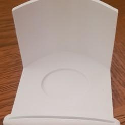 Download free 3D print files Lithophanie support photo 80x80x2, jon02fr