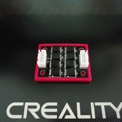 Télécharger fichier STL Creality Ender 3 Plateau d'emboîtage plus lisse • Objet imprimable en 3D, matthainsie