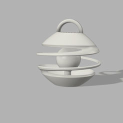 Descargar Modelos 3D para imprimir gratis jailed sphere, LA_PR
