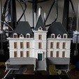 Download 3D printing templates Moulinsart Tintin, Quentin_r