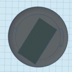 A9A2EC3B-7ED4-4F76-9424-26F8126F1A9E.jpeg Download free STL file 58mm Siebträger Abdeckung • 3D print design, thpssngr