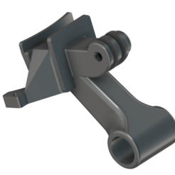 Descargar diseños 3D InMotion V5/V5F - GoPro Stand y Stand Stand Stand, Clem3D