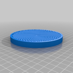 28eb031c95d559fe9ce3af834f0aa799.png Download free SCAD file Sunflower Coaster • 3D printable object, David1729