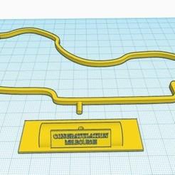 ALBERT PARK MELBOURNE.jpg Télécharger fichier STL ALBERT PARK CIRCUIT MELBOURNE AUSTRALIE PAR HAFIZHARIPIN • Objet imprimable en 3D, hafizharipin