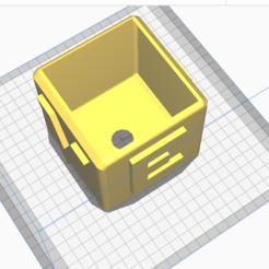 Télécharger modèle 3D gratuit Cube en pot love, loganregalo1999