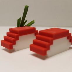 IMG_3682.JPG Télécharger fichier STL Sushi Nigiri modulaire • Modèle pour impression 3D, Eff3DWeb