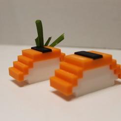 IMG_3680.JPG Télécharger fichier STL Nigiri modulaire avec sushi aux algues • Objet imprimable en 3D, Eff3DWeb