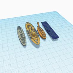 Télécharger fichier imprimante 3D mini marine, jaemaxwellcha