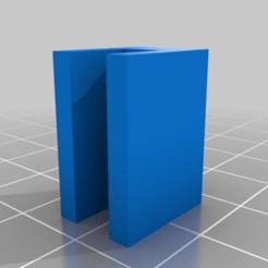 6mmspacer_fixed.png Download free GCODE file CTC Dual Printer Z shim 6mm • 3D printable model, MontyApFlange