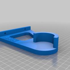 f0287c5552ef9f9011b4c431d2605f81.png Télécharger fichier STL gratuit Porte-bobine mural ou porte-papier hygiénique. • Modèle pour impression 3D, MontyApFlange