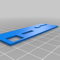 6a185468935363b696917f97f10599dd.png Download free STL file Cut out guide for CR-10 box to fit SKR v1.3 Board • Object to 3D print, MontyApFlange