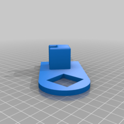Saturn_Drip_Clip.png Download free STL file Drip Clip for ELEGOO SATURN • 3D printer design, MontyApFlange