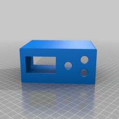 154550d8206fe50715ed4d047fd83a76.png Download free STL file CR-10 12v PSU Box • Design to 3D print, MontyApFlange
