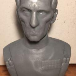 Télécharger objet 3D GRAND MOFF TARKIN, byteknight