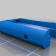 TopPart.png Télécharger fichier STL gratuit Coupe-filament (lame de 18 mm) • Design pour imprimante 3D, SiberK