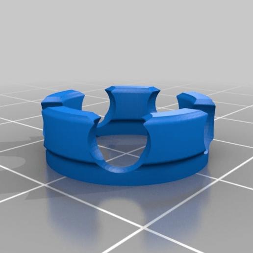 """fdb6700fa5c6c505e70a62b0f9293077.png Télécharger fichier STL gratuit """"Toupie """"mécanique • Plan pour imprimante 3D, SiberK"""